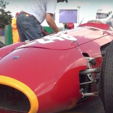 Video HGPCA Race for Pre 1961 Grand Prix Cars